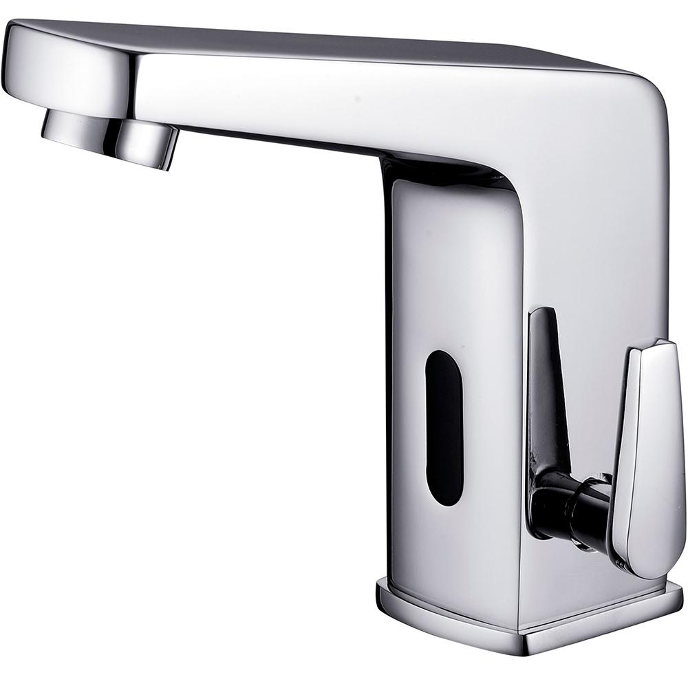 Elegant senzorska slavina za umivaonik s regulatorom